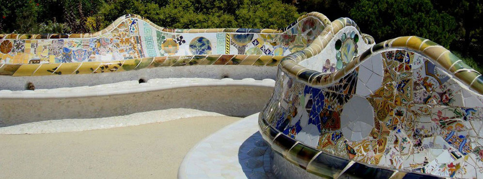 Park Guell inici